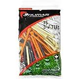 Orlimar 3 1/4-Inch Golf Tees (75-Pack)