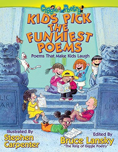 Kids Pick the Funniest Poems
