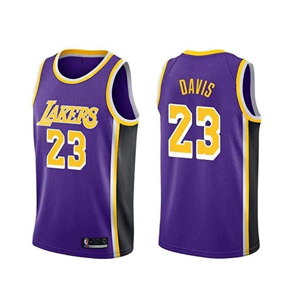 Camiseta de Baloncesto for Hombre NBA Anthony Davis - Los Angeles ...