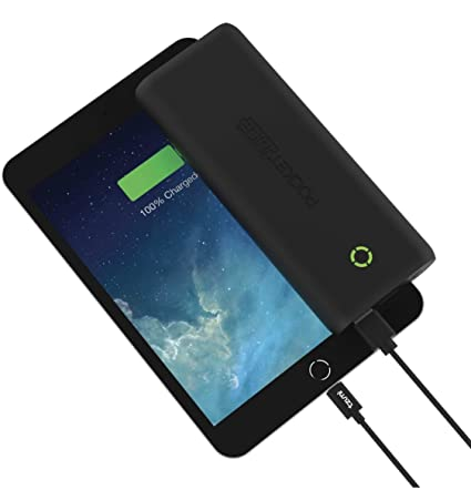 Amazon.com: Tzumi 4674B, cargador portable de 20.000 mAh