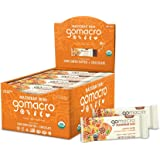 GoMacro MacroBar Mini Organic Vegan Snack Bars - Sunflower Butter + Chocolate (0.90 Ounce Bars, 24 Count)