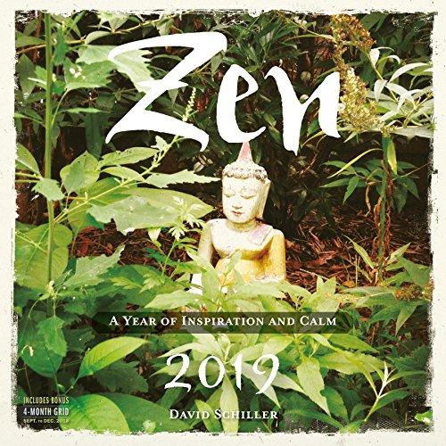 Zen Wall Calendar 2019