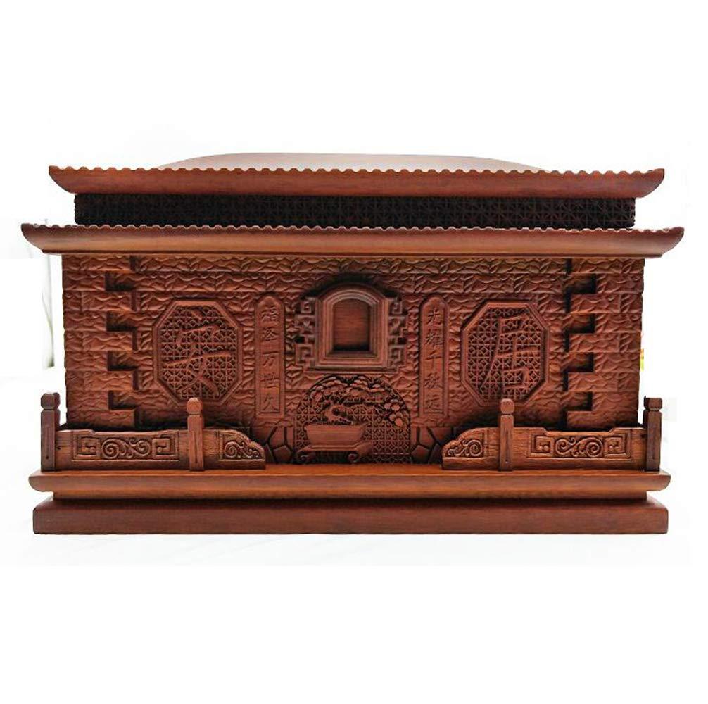 Pet Casket pinkwood Mahogany Wooden pet Coffin