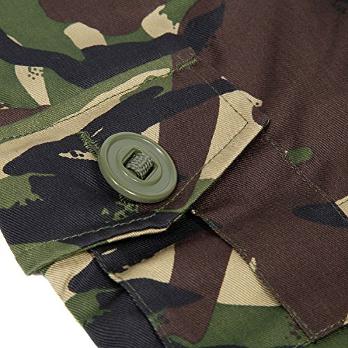 8801b1daa5 Kids Army Camouflage Combat Trousers - Ages 3-13 Yrs - Camo Combats ...
