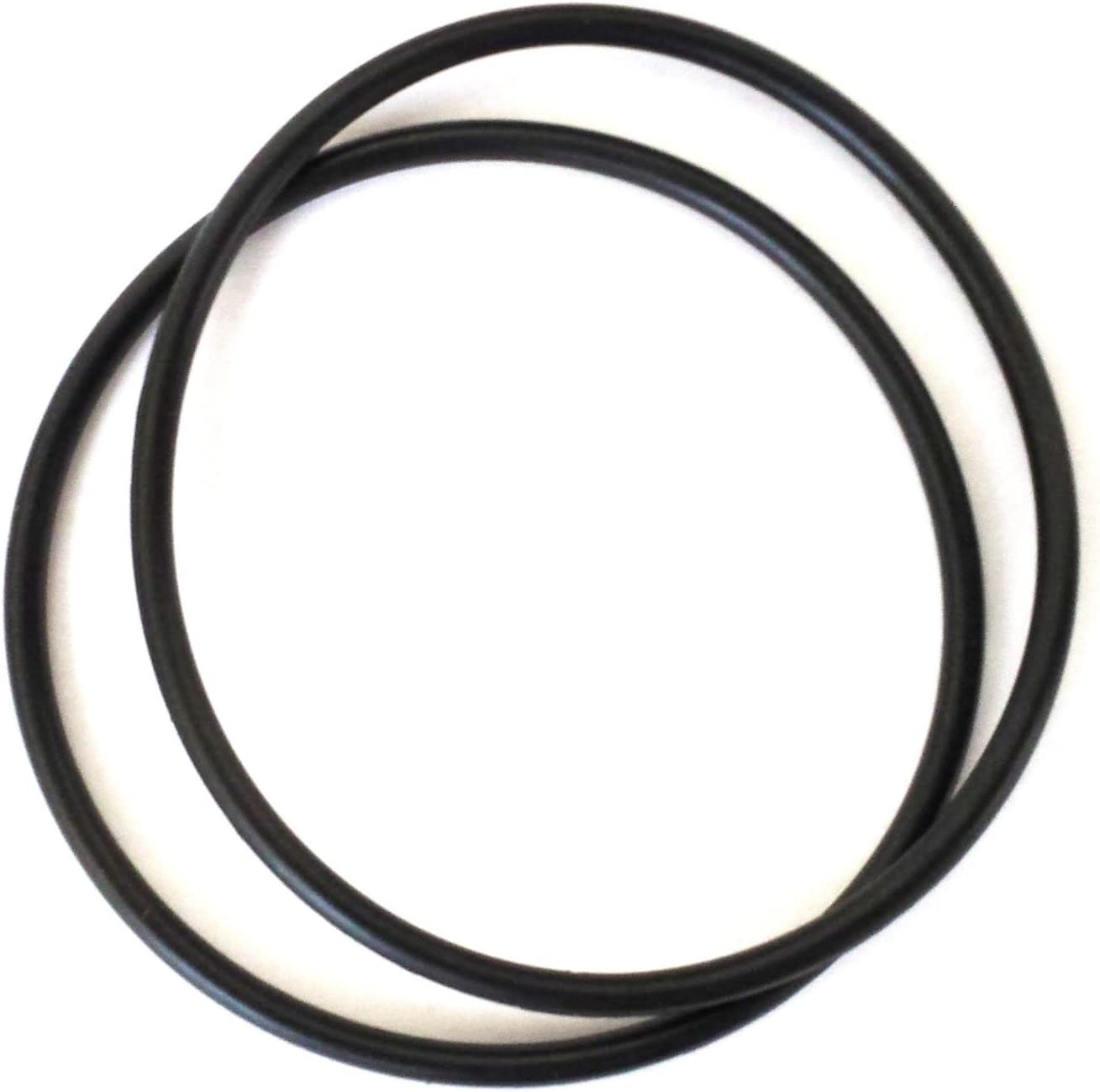 Pack of 10 3//32 Thickness 0.250 Inscribe Circle Size UD2 Grade 0.031 Corner Radius 11 Degree Positive Clearance Angle Ultra-Dex TPMT 21.52 UD2 Triangle Insert
