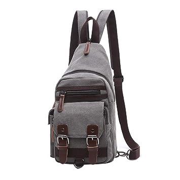 46e7dc375001f BJL Umhängetaschen Wasserdichte Lässige Cross Body Bag Outdoor  Schulterriemen Brust Pack für Wandern Radfahren Reisen für