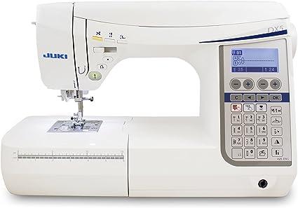 Juki HZL-DX Series HZL-DX5 - Máquina de coser: Amazon.es: Hogar