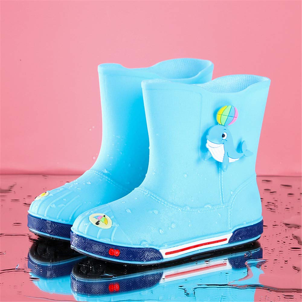 Kids Rain Boots Boys and Girls Colors and Designs
