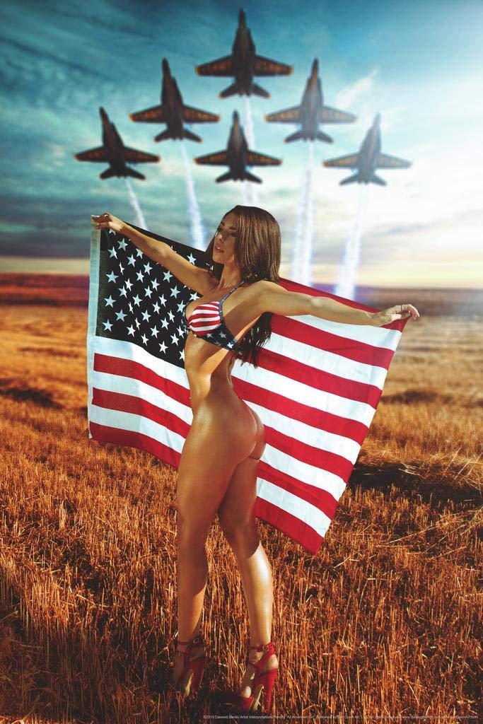 Girls hot american Hottest Girls