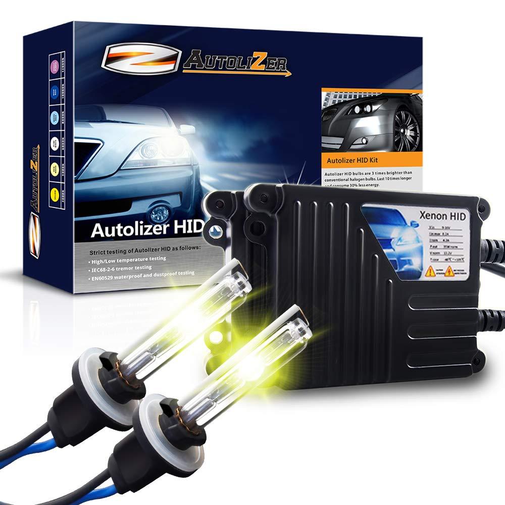 Autolizer 35W Xenon HID Lights 6000K Diamond White 9005 9055 H12 ...