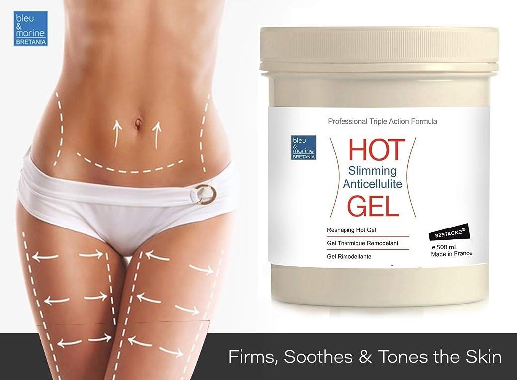 Hot Gel Adelgazante y Anticelulits