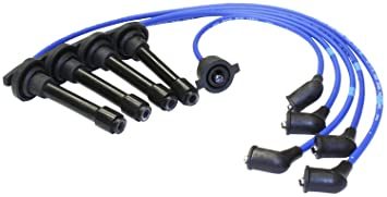 NGK RC-HE62 Spark Plug Wire Set on