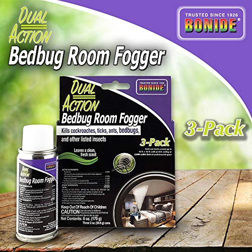 Bond Manufacturing 571 917568 O2812618 Bed Bug Fogger, 2 Oz