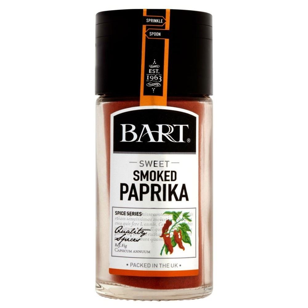 Bart Sweet Smoked Paprika (40g) - Pack of 2