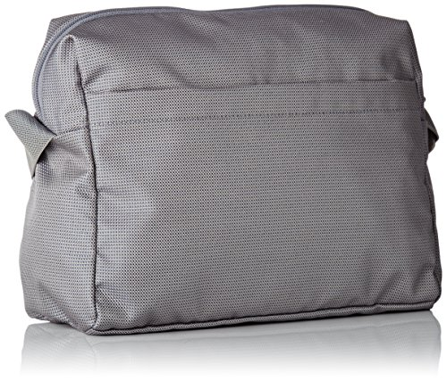 Mandarina Duck Womens Md20 Tracolla Shoulder Bag Grey (Paloma)