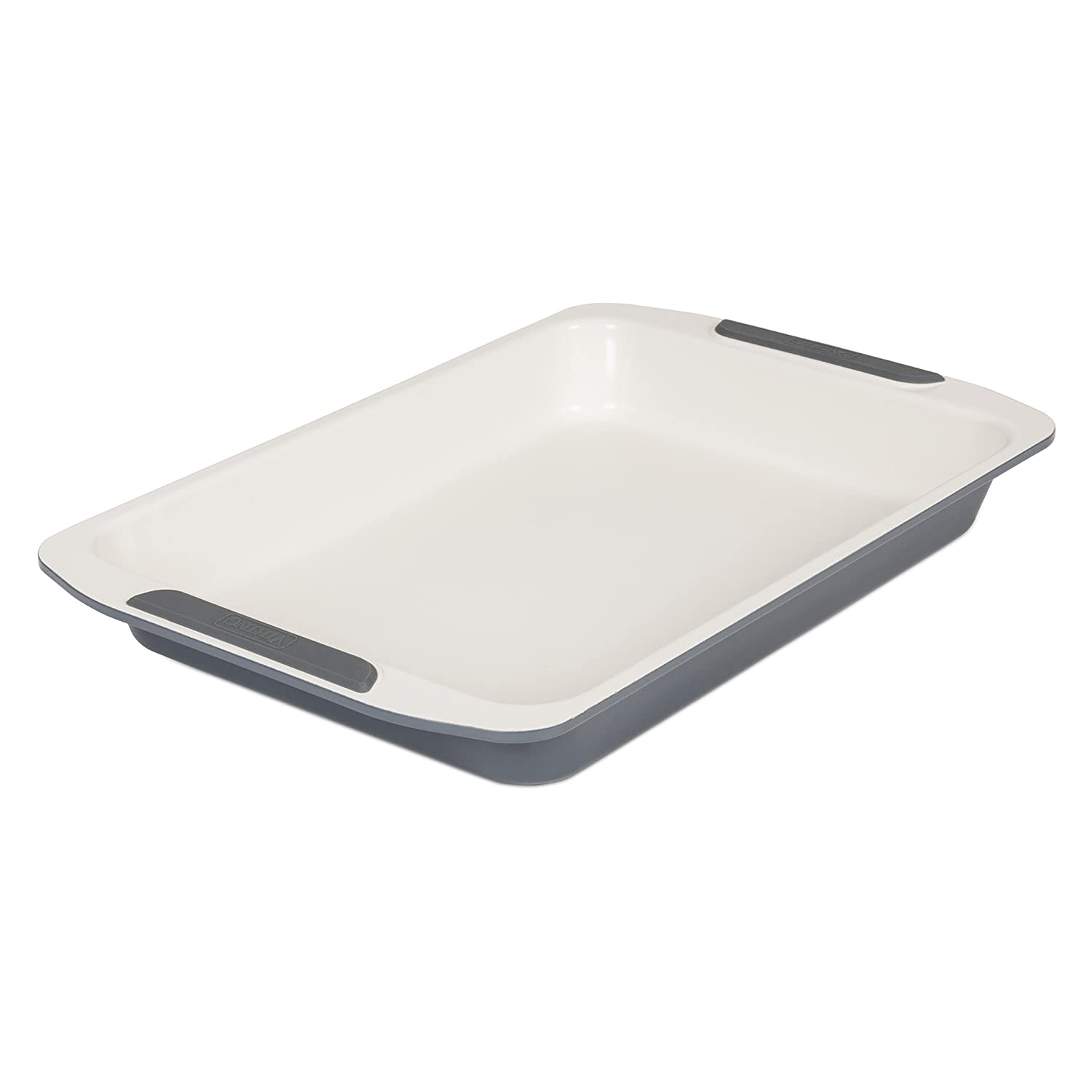 Viking Ceramic Nonstick Bakeware Roast Baking Sheet, 13 Inch Viking Culinary 4040-3313-CGY
