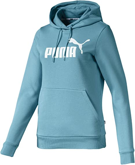PUMA Essential Sweat à Capuche en Polaire avec Logo pour