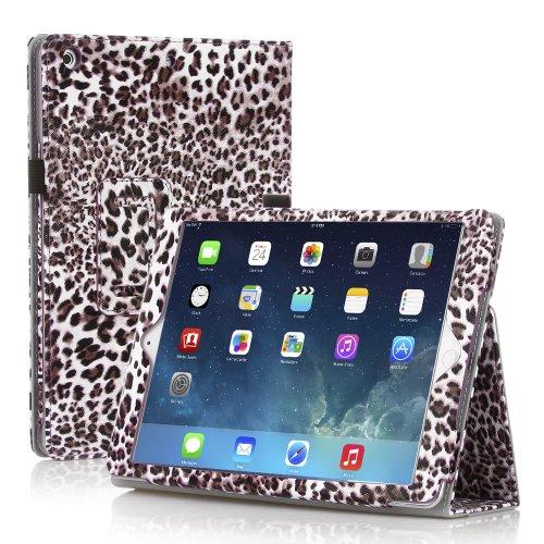 TNP iPad Case Leopard Brown