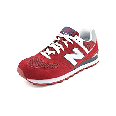 c8479273283a New Balance L574 Athletic Sneakers Shoes Mens New Display  Amazon.co.uk   Shoes   Bags