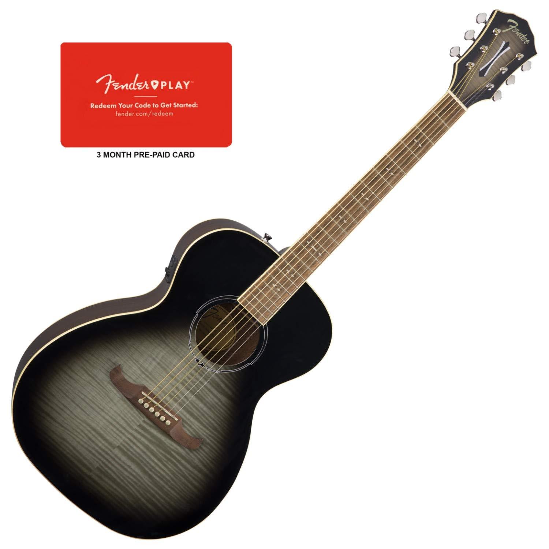 Fender 0961252035 FA-235E - Guitarra eléctrica acústica (talla de ...