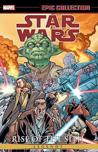 Star Wars Epic Collection: Rise of the Sith Vol. 1 (Epic Collection: Star Wars) [Allie, Scott - Kennedy, Mike - Windham, Ryder - Stradley, Randy] (Tapa Blanda)