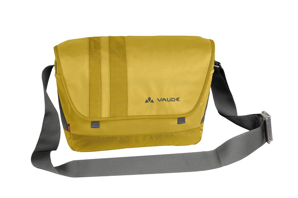 VAUDE Ayo 11885, Bolsa de Hombro Unisex, Amarillo, 22 x 33 x 11 cm, 7 Litros