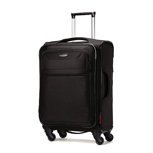 Samsonite Lift Spinner 21 Inch Expandable Wheeled Luggage Travel bag