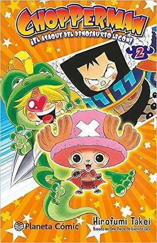 Chopperman nº 02/05: ¡El ataque del dinosaurio ligón! Manga ...