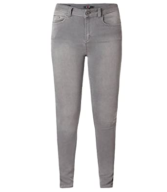 a7377de5b3 X-Two Yesta Jeans Hose Jeans Damen High Waist große Größen Stretch Skinny,  Größe