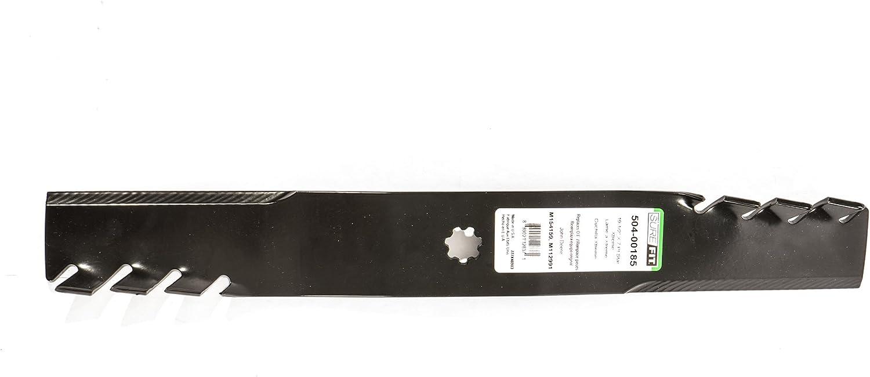 John Deere M154159 Replacement 19-1//2 x 7 Pt Star Xtreme Blade
