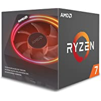 AMD RYZEN 7 2700X 8-Core 3.7 GHz Socket AM4 105W Desktop Processor