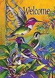 Best Home-X Bird Houses - Toland Home Garden Hummingbird Home 28 x 40-Inch Review