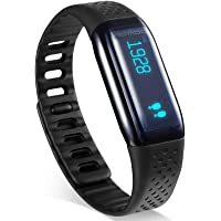 Lifesense 乐心 智能手环运动计步器防水健康睡眠监测来电提醒可穿戴设备ios安卓 Mambo 黑色