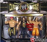 CACTUS JACK (MICK FOLEY), TERRY FUNK & SABU CLASSIC SUPERSTARS 3-PACK WWE TOY...