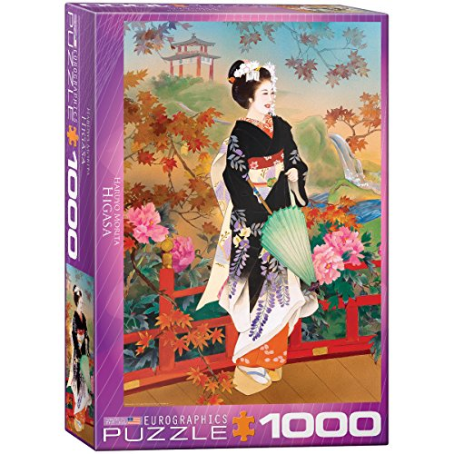 EuroGraphics Higasa by Haruyo Morita Jigsaw Puzzle (1000-Piece)