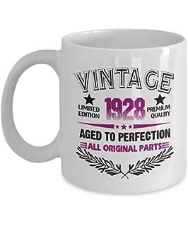 Funny 90 Birthday Mugs For Grandma 11 OZ