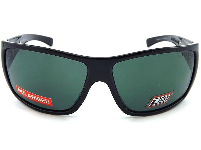 767b217d8b Dirty Dog 53264 Negro Pinza para Wrap gafas de sol polarizadas lente de  conducción categoría 3