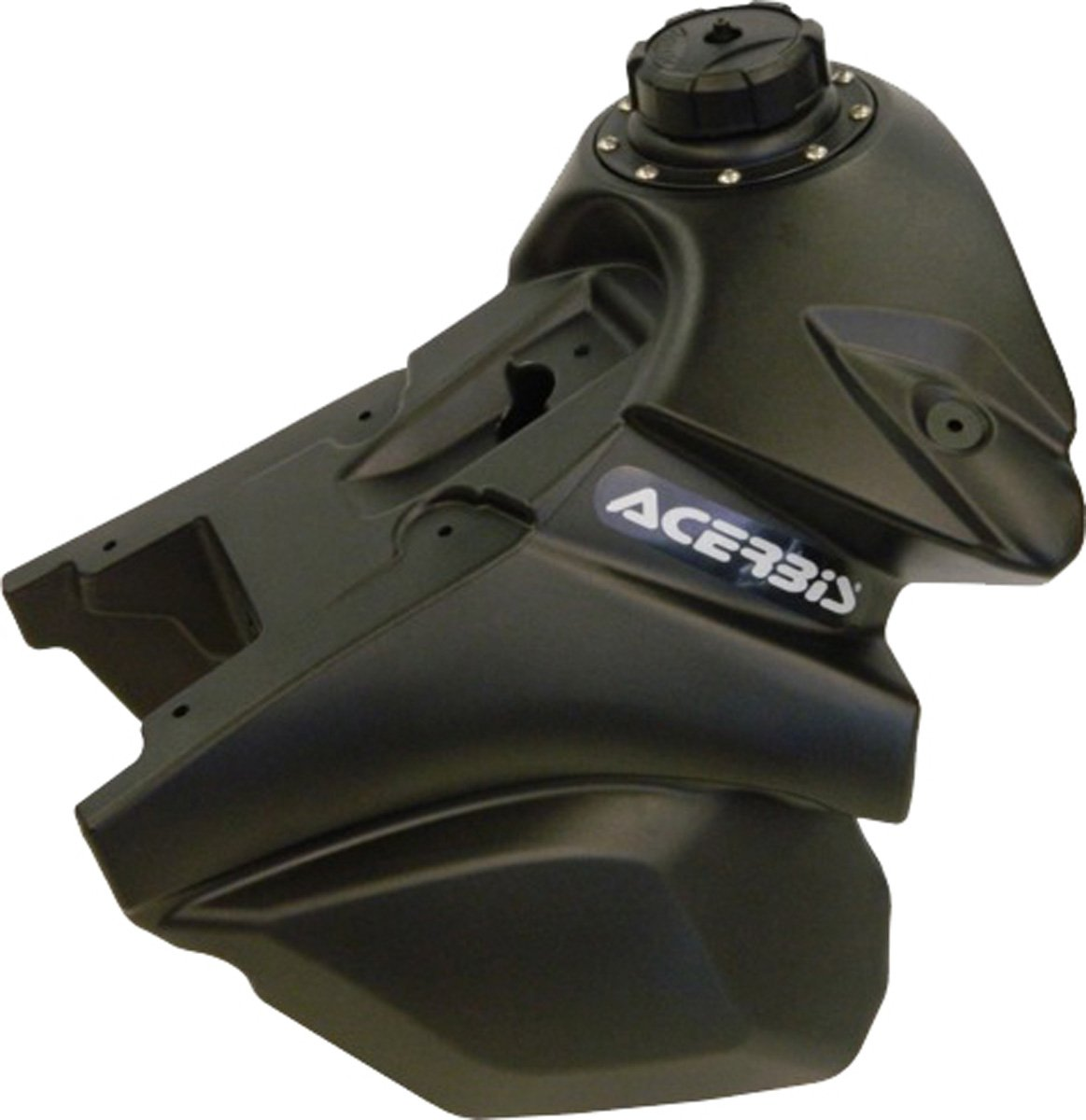 Acerbis Fuel Tank - Black - 3.2 Gal., Color: Black 2250310001