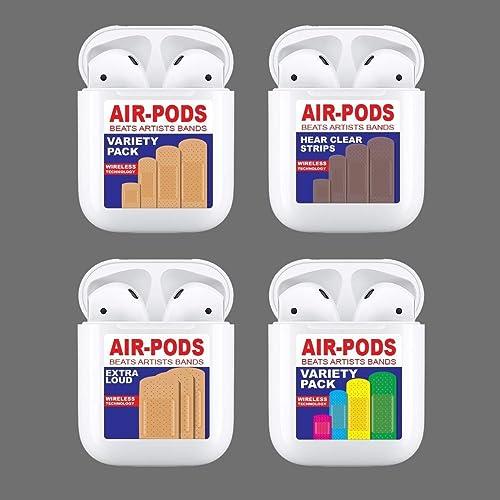 Amazon Com Apple Airpod Case Decal Band Aid Bandages Handmade