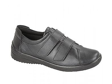 Mod Comfys , Damen Sneaker Low-Tops , Schwarz - schwarz - Größe: 37.5