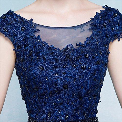 Empire Drasawee Blau Damen Drasawee Damen Kleid qpwtSaY