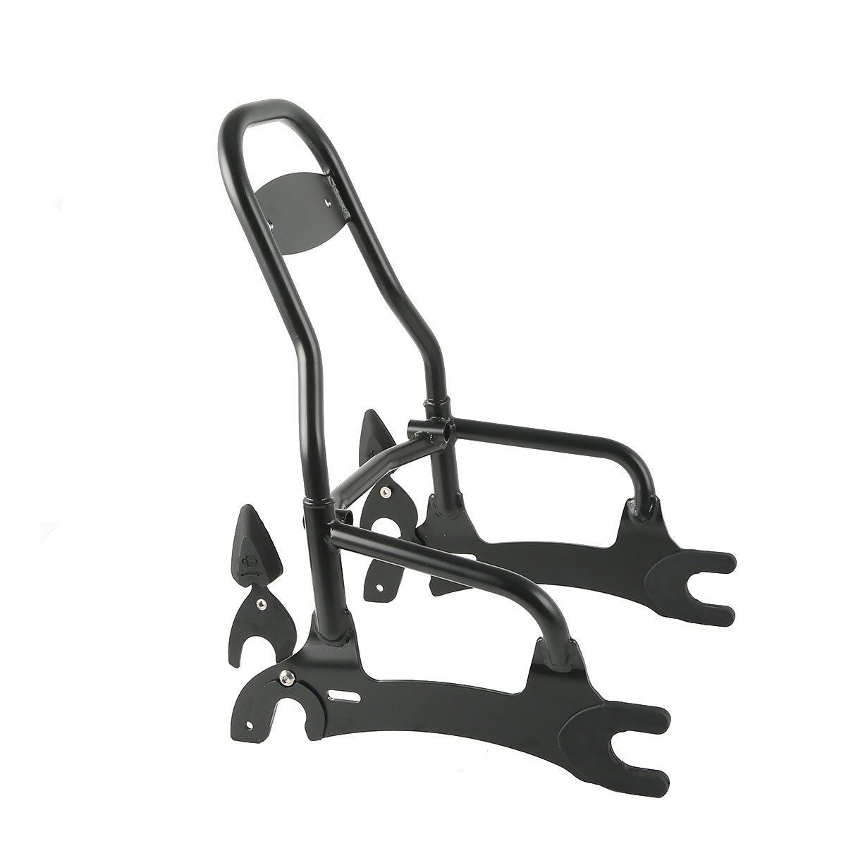 XFMT 12 Backrest Sissy Bar W//Pad Compatible with Indian Chief Classic Vintage 2014-2018 15 16