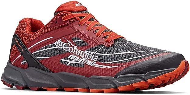 Columbia Caldorado III, Zapatillas de Running para Asfalto para Hombre, Gris (Graphite, Heatw 053), 42 EU: Amazon.es: Zapatos y complementos