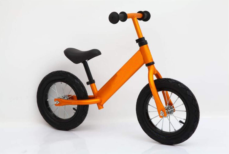 bajo precio del 40% Amarillo Bicicleta para niños Rutas de de de 12 pulgadas para autos Dos rondas sin pedal Caminando sobre el balanceo Bicicleta impulsora para niños Pedaleador Rueda de bebé adecuada para niños y niñas de 2 a 6 años  ahorra 50% -75% de descuento