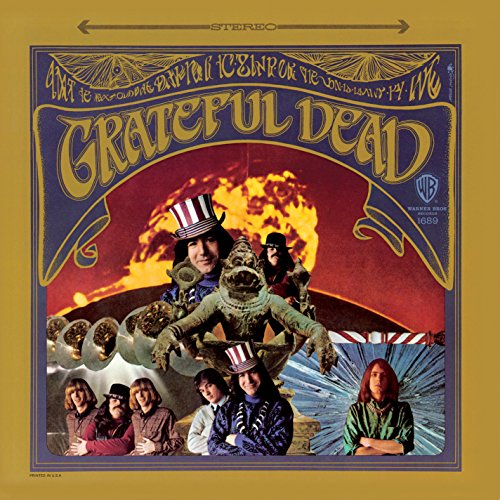 Grateful Dead-The Grateful Dead 50th Anniversary Deluxe Edition-REMASTERED-2CD-FLAC-2017-FATHEAD Download