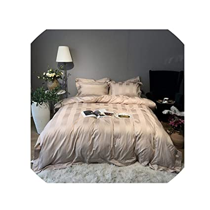 Luxury Hotel Bedding Sets.Amazon Com White Gray Luxury Hotel Bedding Set Queen King