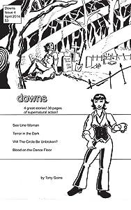 Downs Issue 4: Stories I Drew Myself
