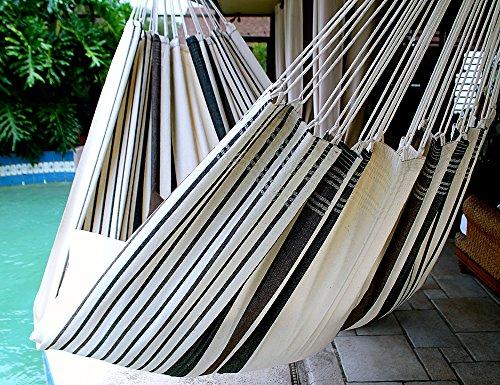 Coconut Flavor – Fine Cotton King Size Hammock, Made in Brazil