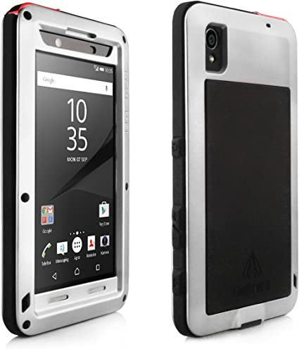 Alienwork Funda para Sony Xperia Z5 Premium prueba de choques ...