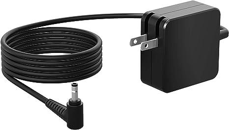 Amazon.com: Adaptador de CA para portátil cargador para ...